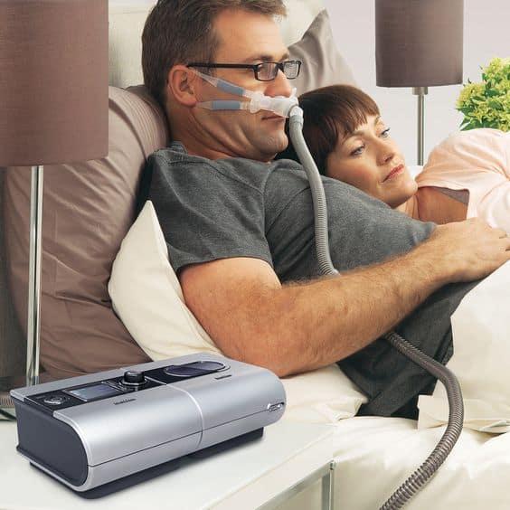 CPAP (Continuous Positive Air Pressure)