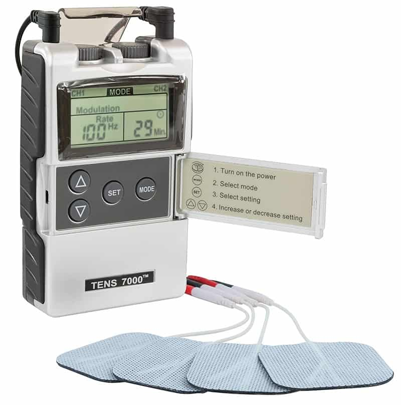 Best Tens Machines for Sciatica TENS 7000