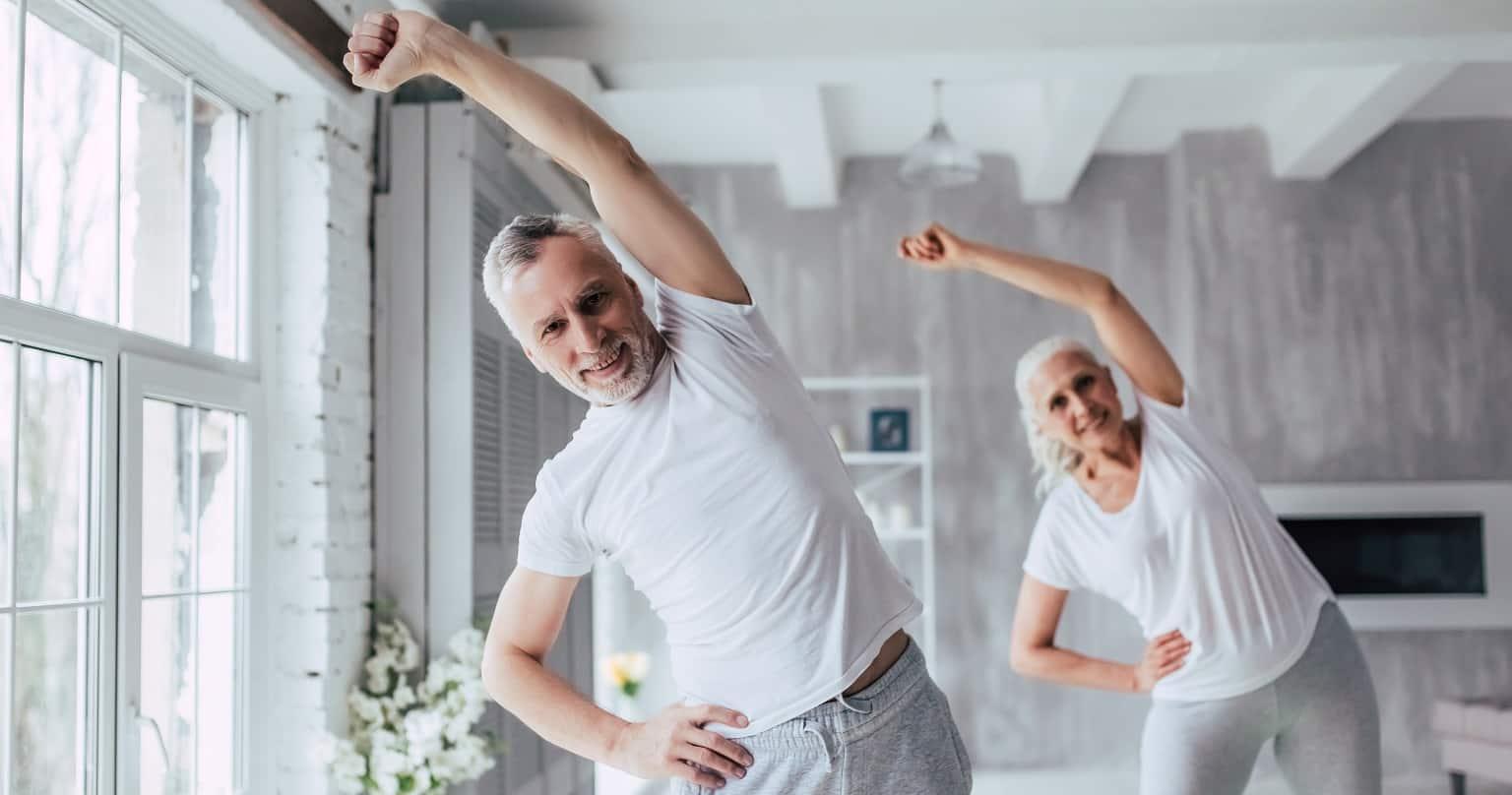 Sciatica Stretches for the Elderly